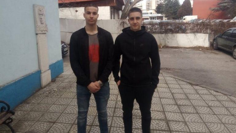 Двамата слависти в Спартак (Вн): Дошли сме да помогнем на отбора да оцелее във Втора лига