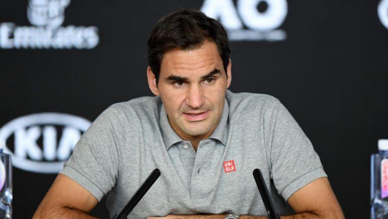 Федерер за първи път ще играе в родината на майка си