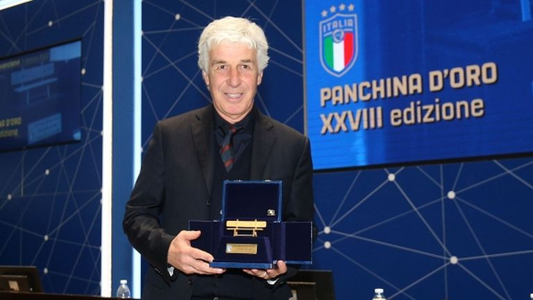 """Гасперини беше обявен за номер 1 в Серия """"А"""" за миналия сезон"""
