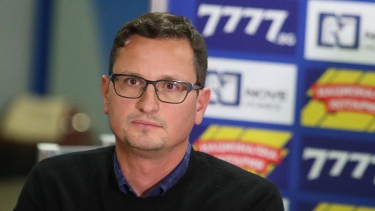 Димитър Ганев: Националната лотария ще направи всичко възможно да продължи да финансира Левски