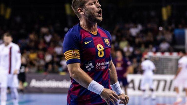 Емблематичен играч на Барселона спира заради сърдечен проблем