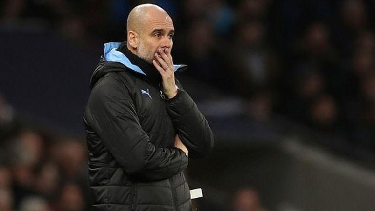 Играчите на Манчестър Сити критикували Гуардиола след загубата от Тотнъм