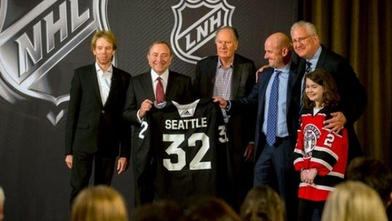 13 варианта за името на новия НХЛ франчайз в Сиатъл
