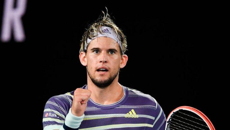 Тийм отказа турнира в Буенос Айрес, стана ясно защо се е разделил с Мустер