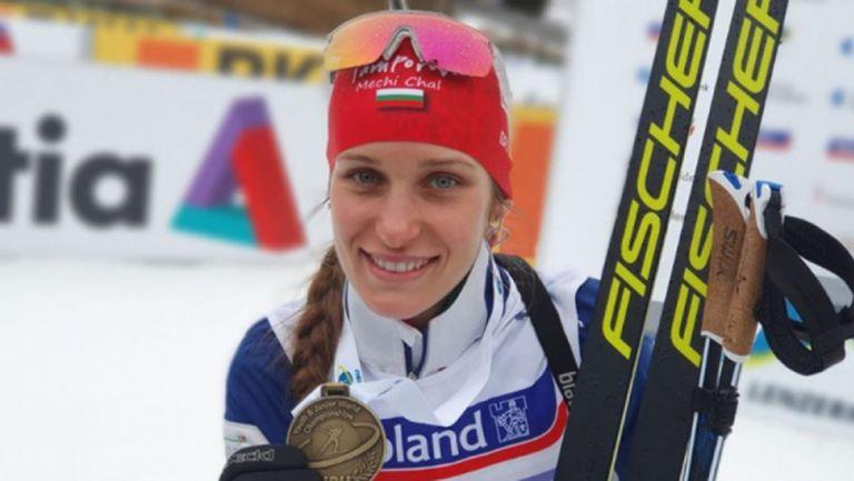 Милена Тодорова: Сребърният медал е искан, чакан и изработен