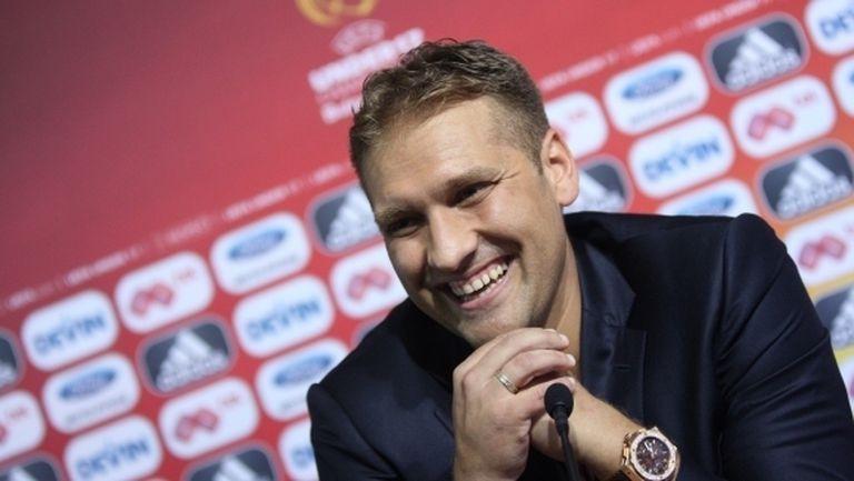 Стилиян Петров: Бербатов е удачен за президент на БФС