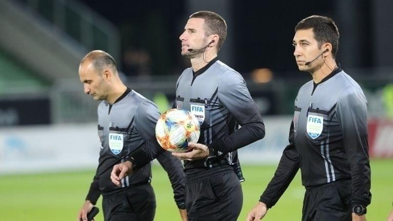 Георги Кабаков с шанс да свири на Мондиал 2022