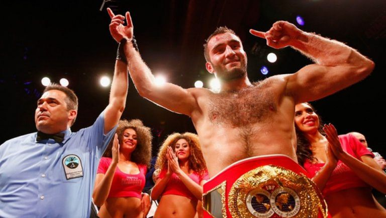 Мурат Гасиев се завръща на 29 февруари