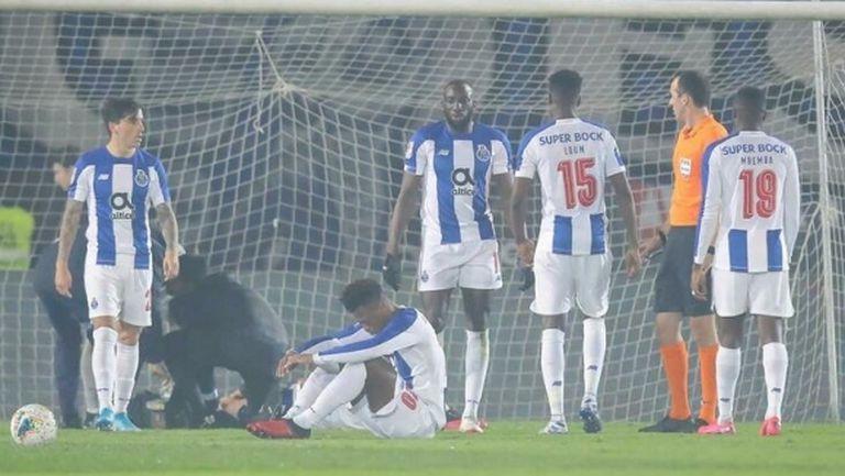 Порто завърши наравно с отбор от втора лига, Бенфика с драматична победа за Купата