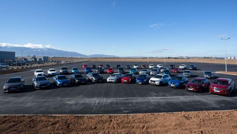 """Това са финалистите в конкурса """"Кола на годината 2020"""""""