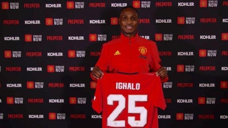 Новият нападател на Юнайтед: Не ме интересуваше намаляването на заплатата, просто исках в Манчестър
