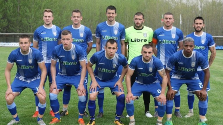 ФК Севлиево започна подготовка за новия полусезон