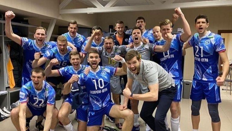Теодор Салпаров и Сургут с 5-и успех в Суперлигата на Русия