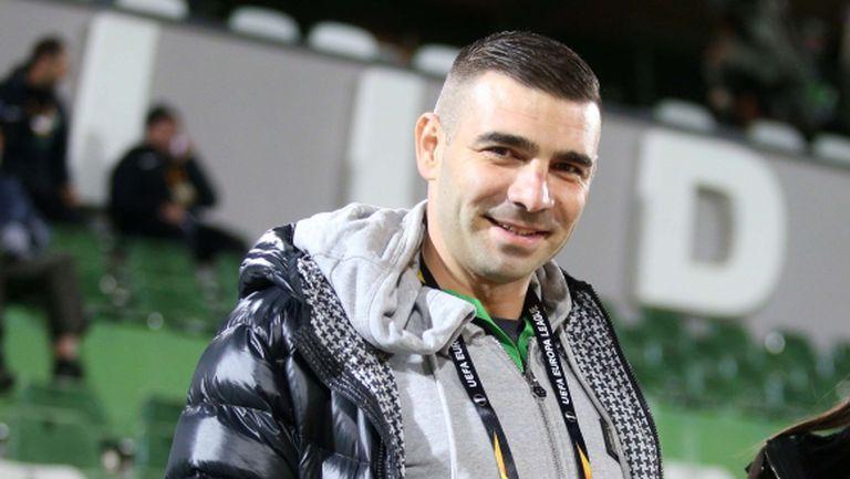 Владислав Стоянов се завръща в националния отбор