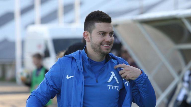 Станислав Костов: Ако бием ЦСКА, имаме шансове за титлата