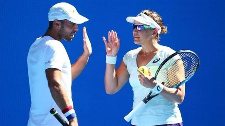 Наказаха заради допинг шампионка на Australian Open на смесени двойки