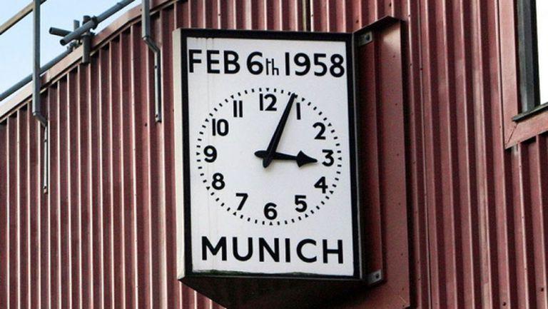 Манчестър Юнайтед и футболният свят отбелязаха годишнината от трагедията в Мюнхен