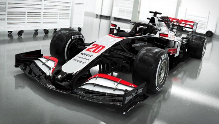 Хаас показаха първи болида си за сезон 2020 във Формула 1