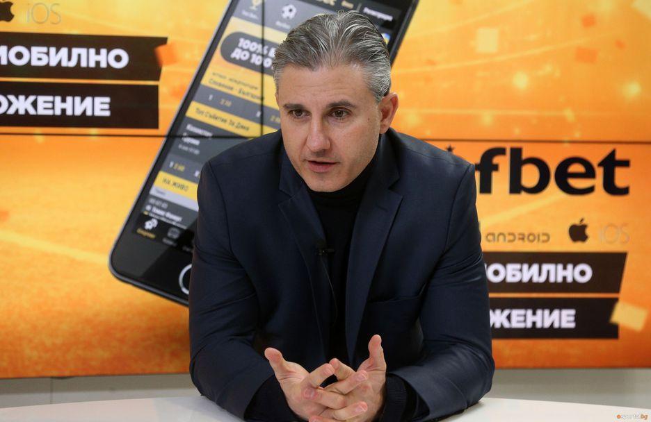 """Павел Колев обяснява защо е отказал на Левски в """"От дузпа в тъч"""""""