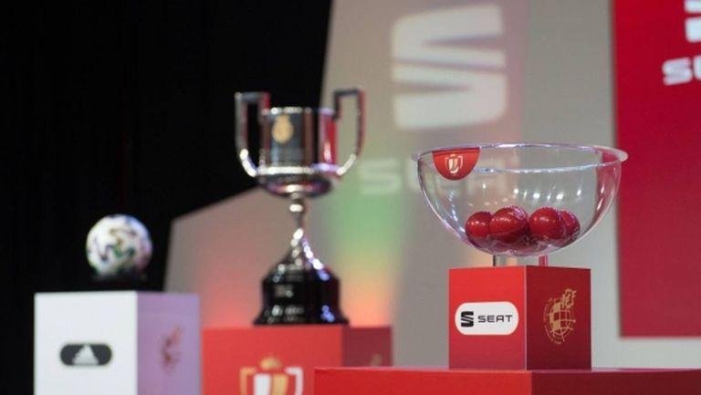 Жребият за Купата на краля размина баските отбори