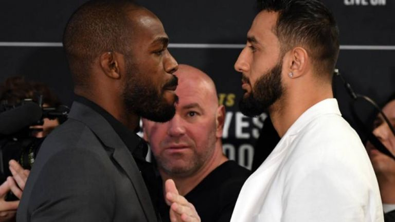Бойците от UFC 247 застанаха лице в лице (видео + снимки)