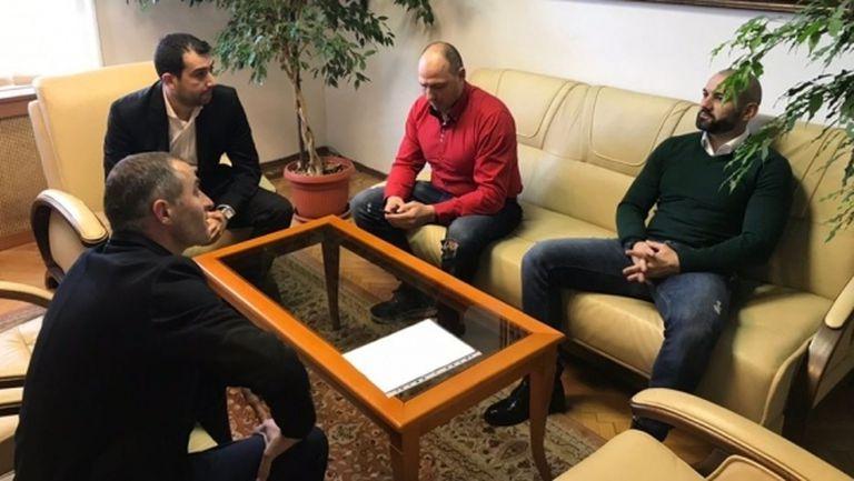 Фенове на Локо (Пд): Красен Кралев се присъедини към позицията за равни условия между двата футболни клуба
