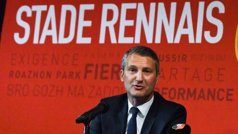 Летан напуска поста президент в Рен