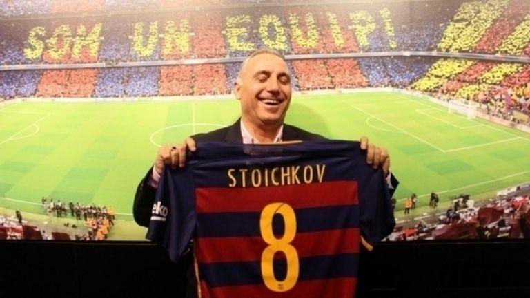 Барселона забрави за Христо Стоичков