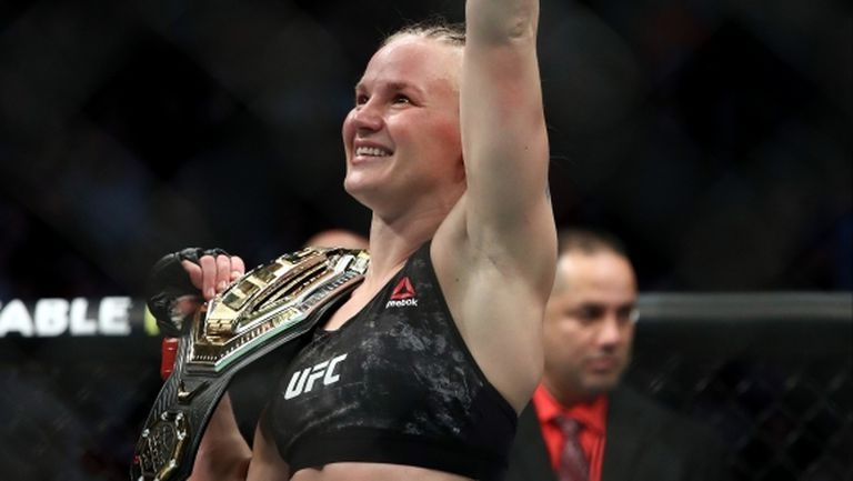 Шевченко прегази поредната претендентка на UFC 247