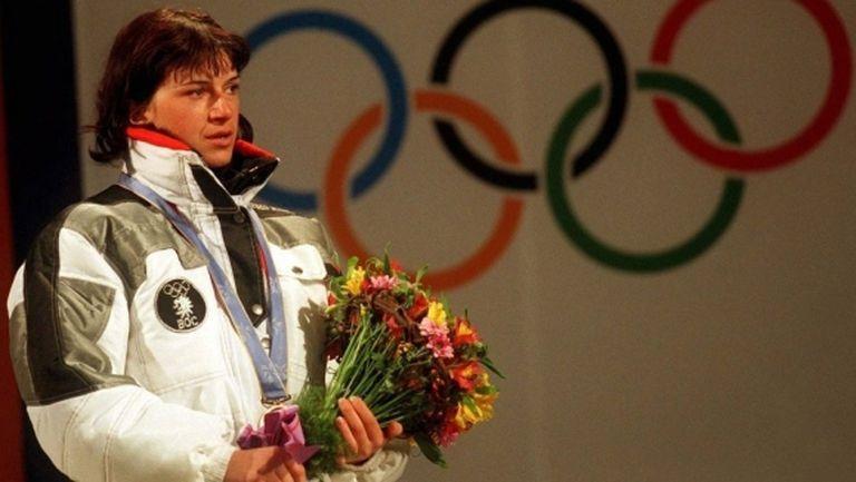 На този ден - Катя Дафовска е олимпийска шампионка! (видео)