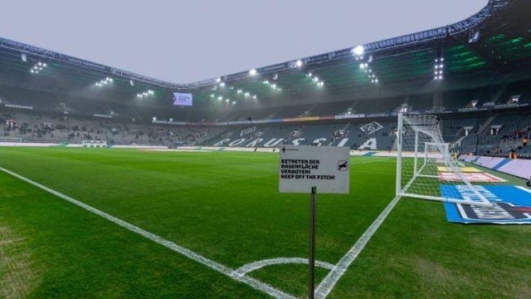 Мощен ураган отложи мач от Бундеслигата