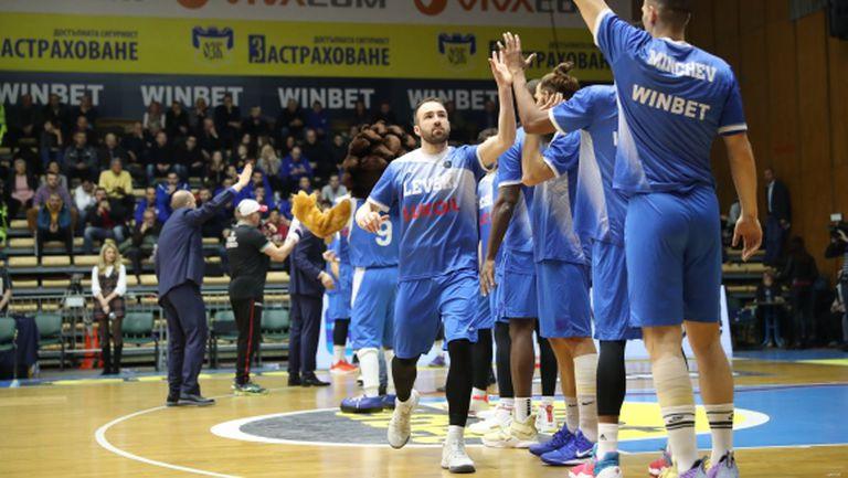 Всички носители на Купата на България по баскетбол за мъже