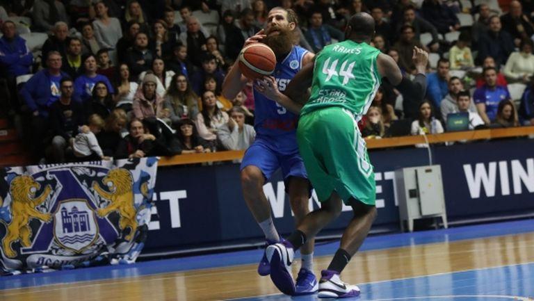 Чавдар Костов: Ще спечелим требъл този сезон