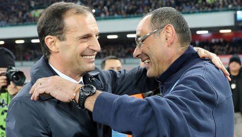 Ювентус обмисля да върне Масимилиано Алегри