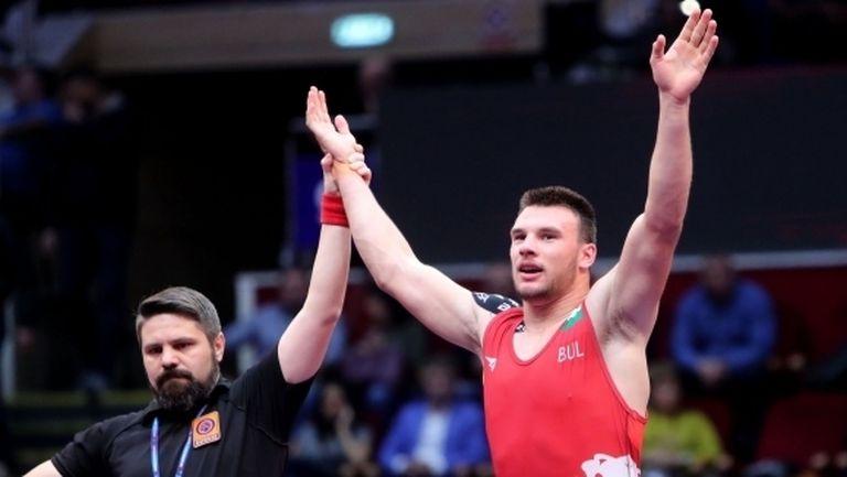 Олимпийски шампион на пътя на Кирил Милов