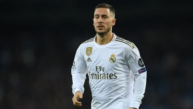 С каква схема ще играе Реал Мадрид след завръщането на Азар?