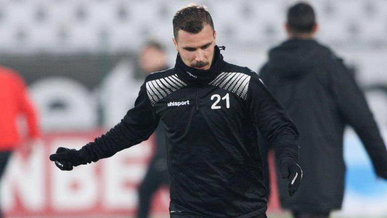 Защитник на Локо (Пд) хвали Кристиан Димитров в Хърватия