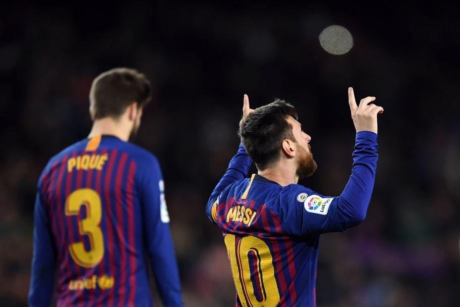 Барселона - Ейбар 3:0