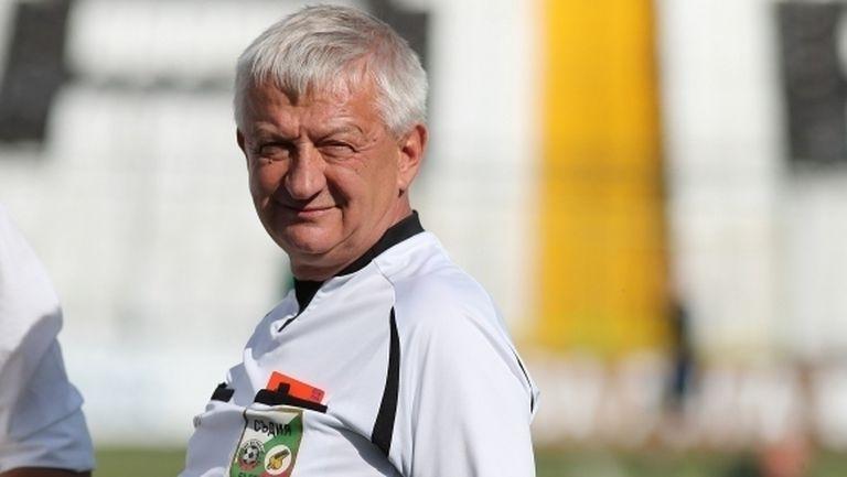 Крушарски: Първият ни мач е толкова важен, колкото и вторият