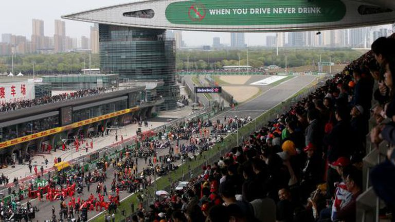 Официално: Формула 1 отложи ГП на Китай заради коронавирус