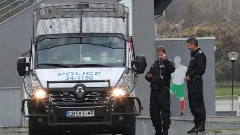 Среща между БФС и полицията