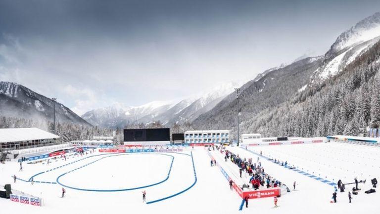 Всички призьори на Световното по биатлон ще бъдат проверени за допинг