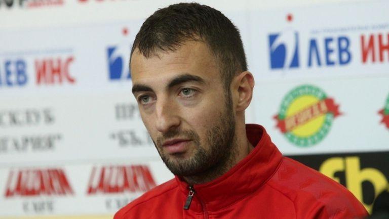 Дани Младенов: Нямам търпение да започнат мачовете (видео)