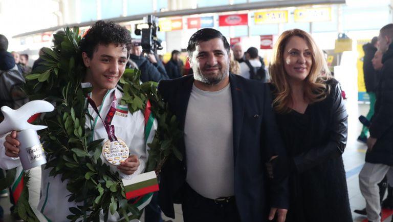 Армен Назарян: Едмонд вече ме задмина