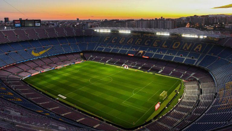 Барселона задвижи процедурата за евентуален трансфер