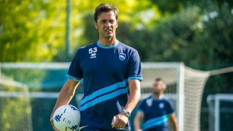 Легроталие: Божинов е футболист, който оставя сърцето си на терена