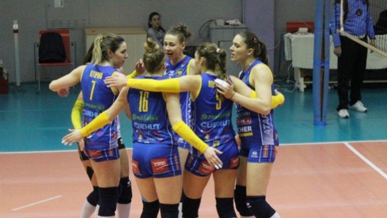 Марица отново срещу Славия и на втория допълнителен турнир в НВЛ