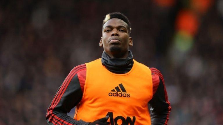 Райола: Погба не би имал нищо против да се върне в Юве, но не може да избяга от Юнайтед