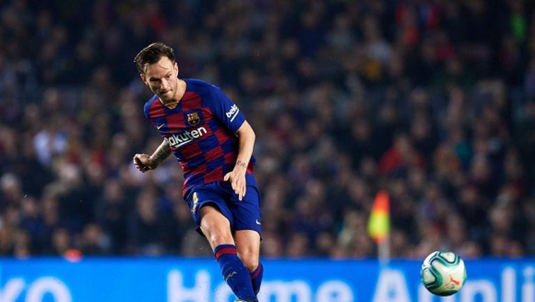 Ракитич: С радост бих играл с Кристиано Роналдо, но Меси е най-великият