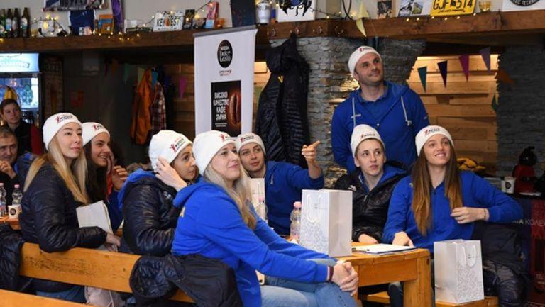 Марица и Йордан Йовчев станаха скиори в подкрепа на активния начин на живот и през зимата